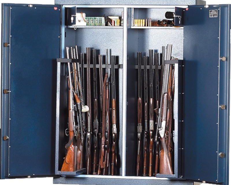 Comment choisir son armoire à fusil ?